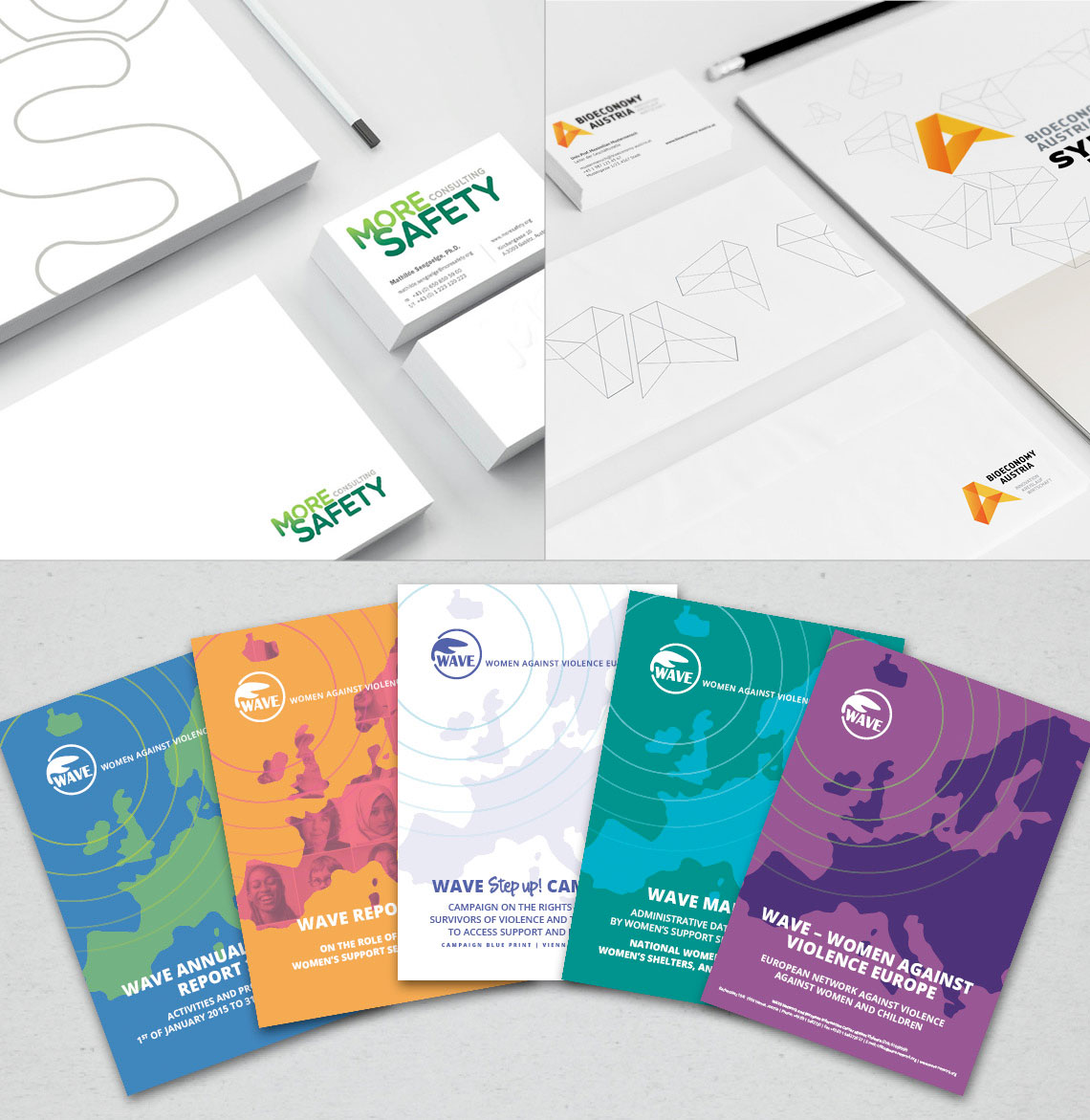 corporate design – visual identity for companies and organizations